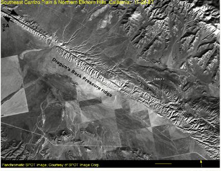 Quaternary Geologic Investigations Carrizo Plain Ca